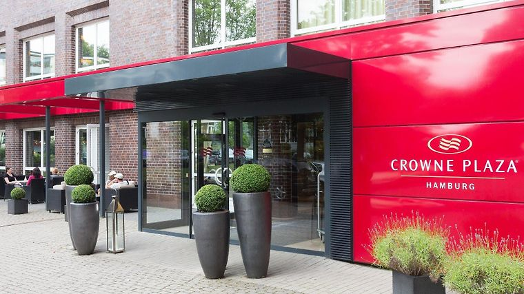 Crowne Plaza Hamburg - City Alster Exterior