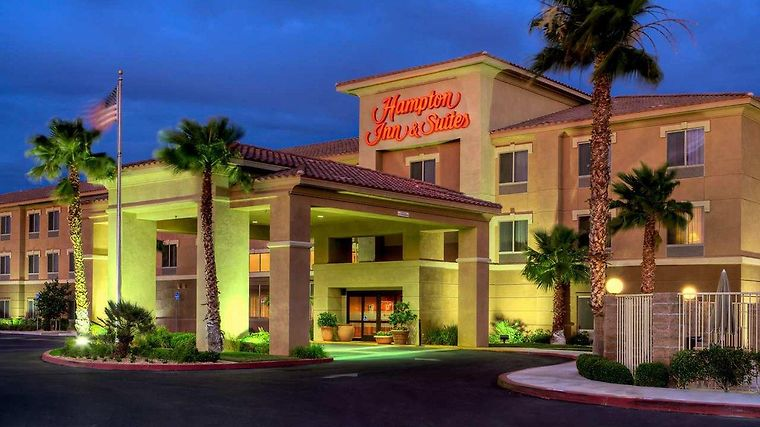 Hampton Inn & Suites Palmdale photos Exterior