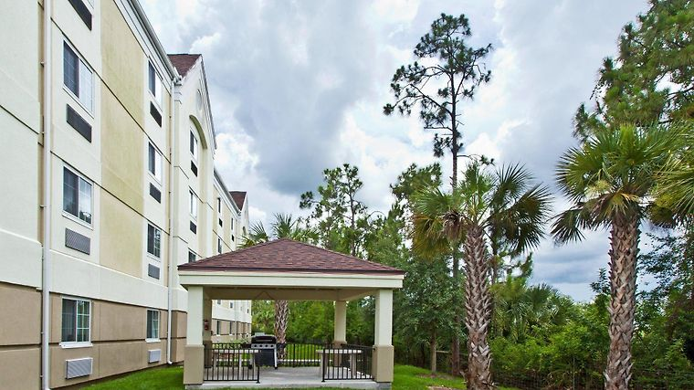 Candlewood Suites Ft Myers I-75 Exterior