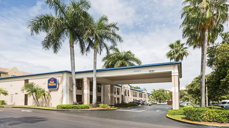 Best Western Plus Fort Lauderdale Airport/Cruise Port Exterior