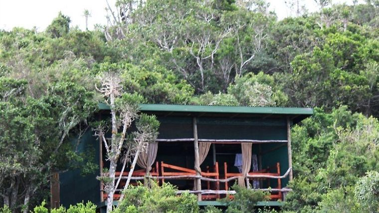 Mansfield Reserve Exterior