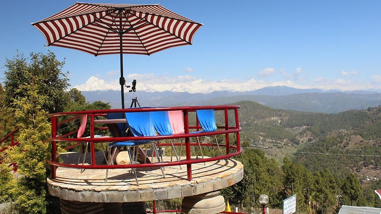 The Heritage Resort Kausani photos Exterior
