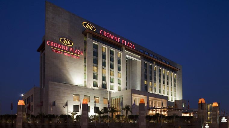 Crowne Plaza Okhla photos Exterior