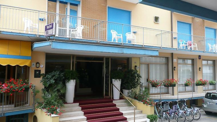 Hotel Azzorre Exterior Hotel information