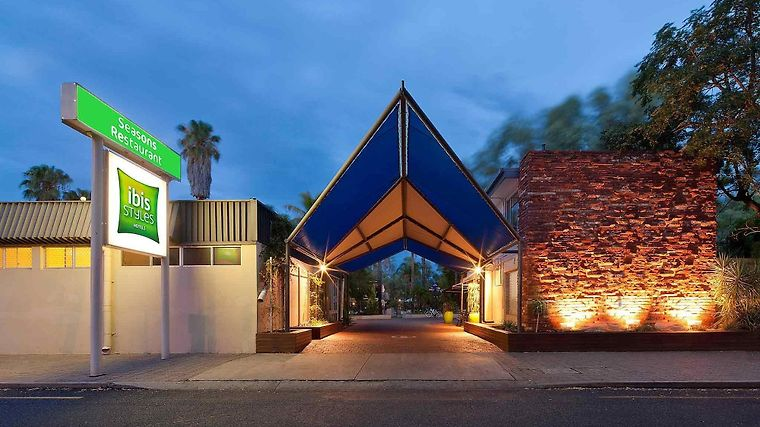 Ibis Styles Alice Springs Oasi photos Exterior