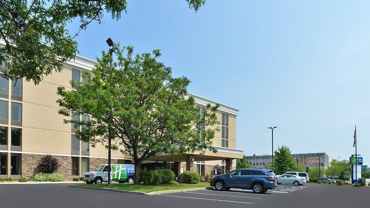 HOTEL HOLIDAY INN EXPRESS WORCESTER DOWNTOWN WORCESTER, MA 3 ...