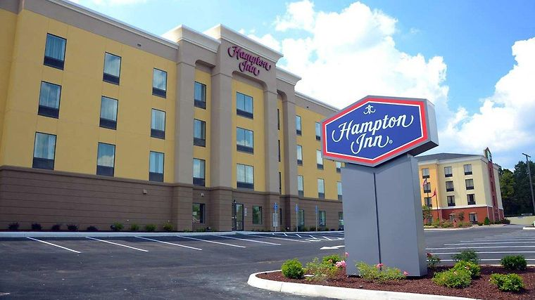 Hampton Inn Knoxville/Clinton I-75 Exterior