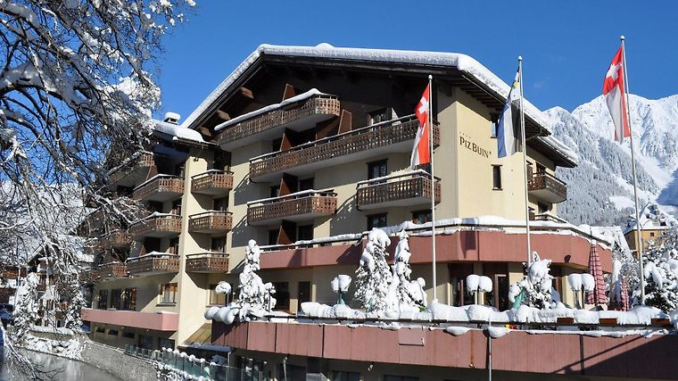 Piz Buin Swiss Quality Hotel photos Exterior
