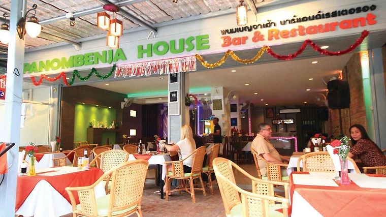 Phanom Benja House Bar And Restaurant photos Exterior