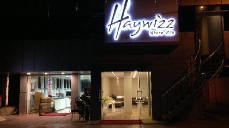 Haywizz Hotel - Port Blair Exterior