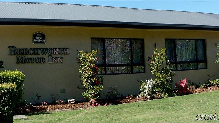 Best Western Beechworth Motor Inn photos Exterior