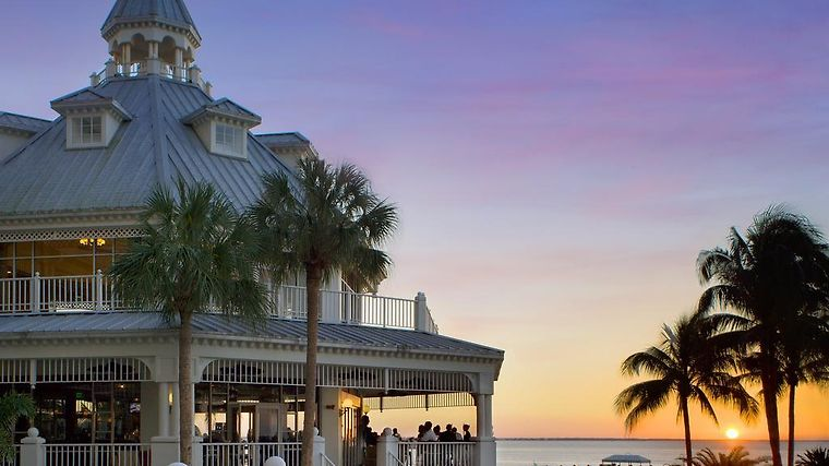 Sanibel Harbour Marriott Resort Exterior Hotel information