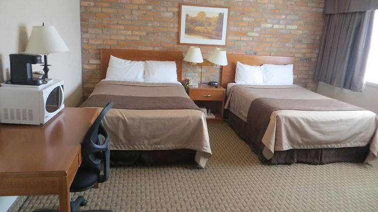 Travelodge Thunder Bay On Exterior Hotel information