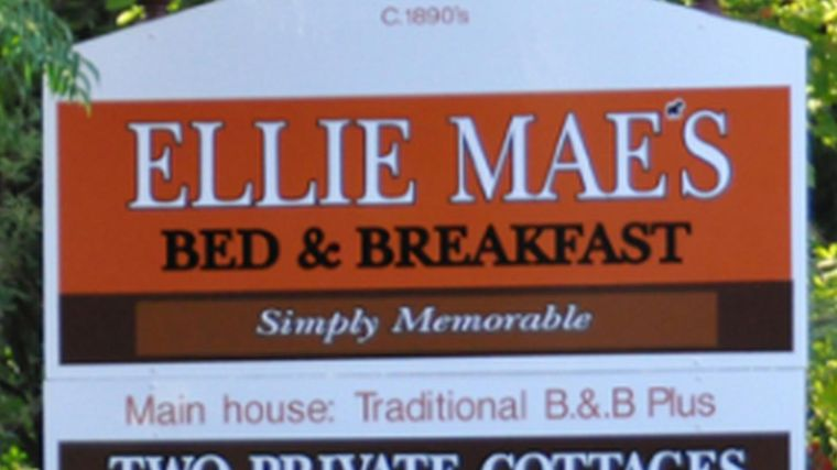 Ellie Maes Bed And Breakfast Exterior