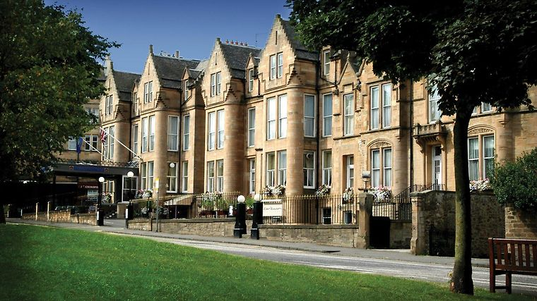 Best Western Plus Bruntsfield Hotel Exterior