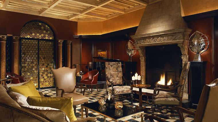 Rosewood Mansion On Turtle Creek Hotel Interior