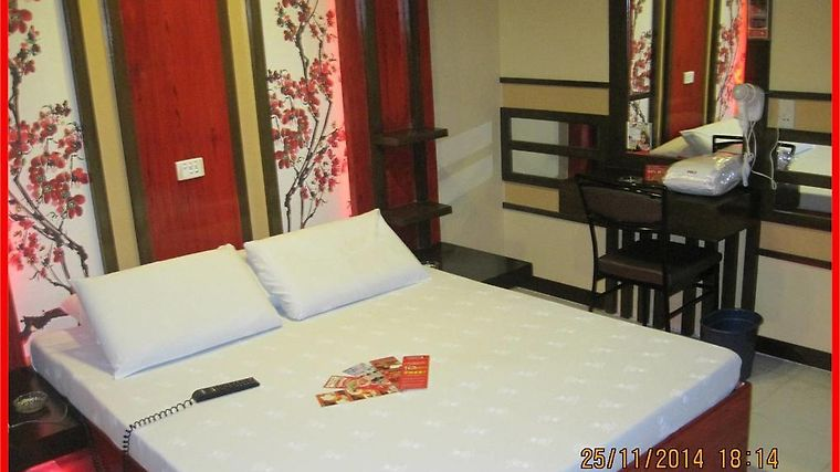 Sogo Guadalupe Room