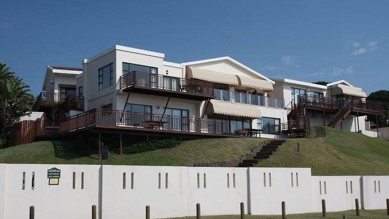 Fairlight Beach House Exterior