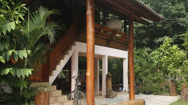 Settee Homestay Exterior