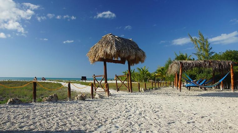 Guesthouse Holbox Apartments Exterior Hotel information
