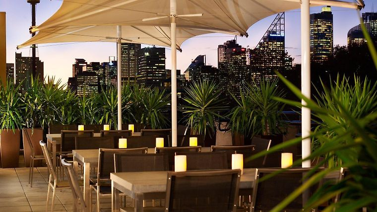Quest Potts Point Exterior