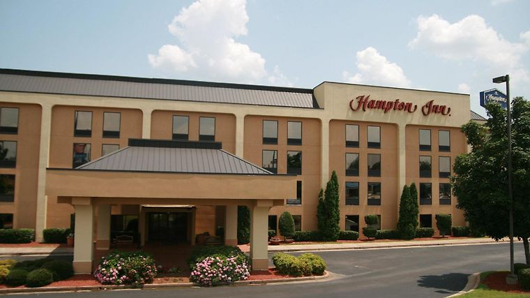 Hampton Inn Conyers photos Exterior