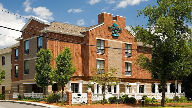 Homewood Suites By Hilton Boston/Cambridge-Arlington, Ma Exterior