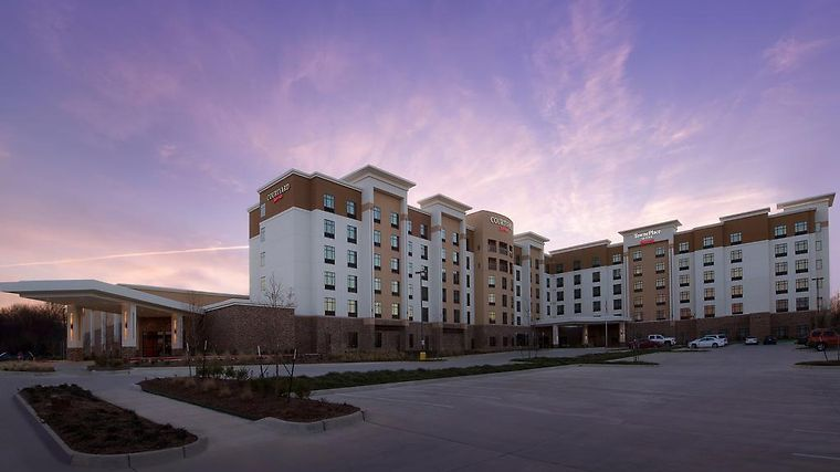 Towneplace Suites Dallas Dfw Airport North/Grapevine Exterior Hotel information