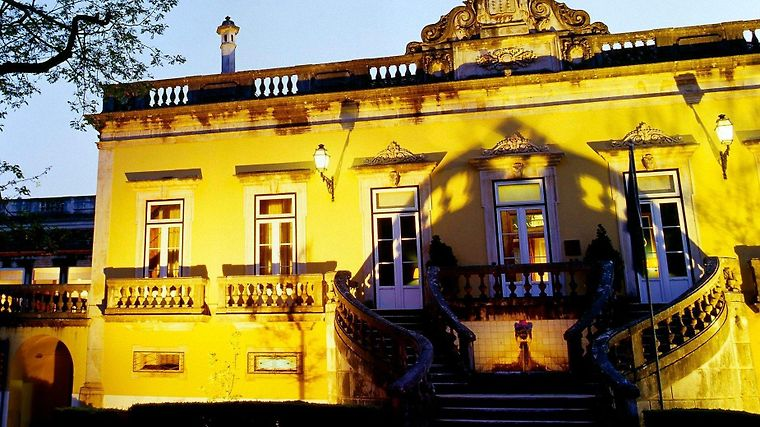 Hotel Quinta Das Lagrimas - Small Luxury Hotels photos Exterior