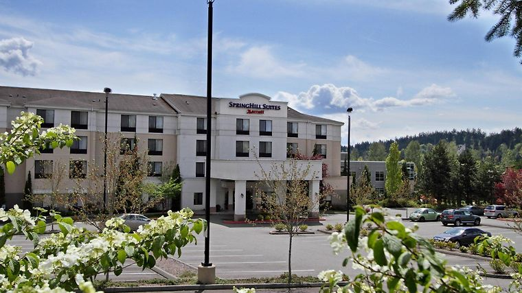Springhill Suites Seattle Bothell Exterior