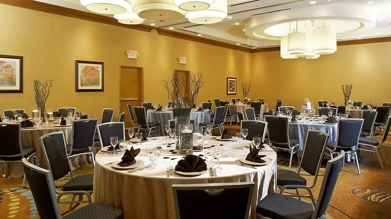 Hilton Garden Inn Dallas Arlington Restaurant