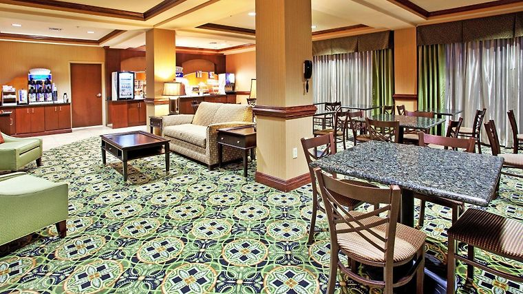 Holiday Inn Express Hotel & Suites Biloxi Ocean Springs Restaurant