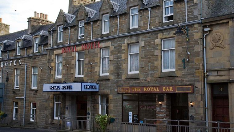 Royal Hotel-Thurso Exterior