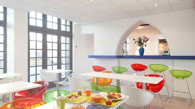 Ibis Styles Vannes Gare Centre photos Restaurant