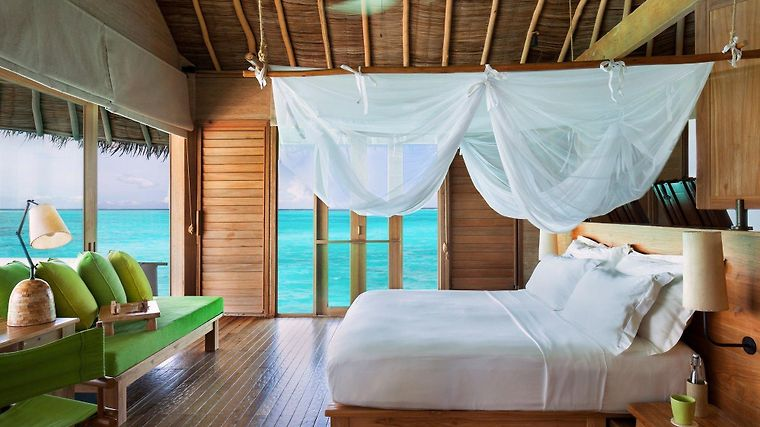 Six Senses Laamu photos Exterior