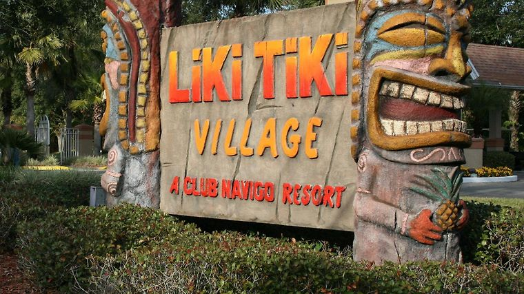 The Liki Tiki Village Facilities