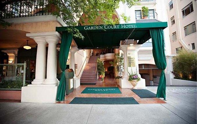 GARDEN COURT HOTEL PALO ALTO CA 4 United States from US 670