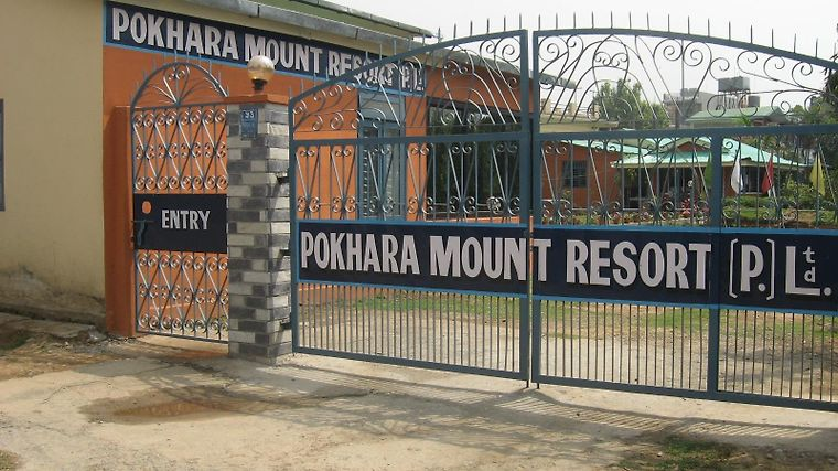 Pokhara Mount Resort Exterior