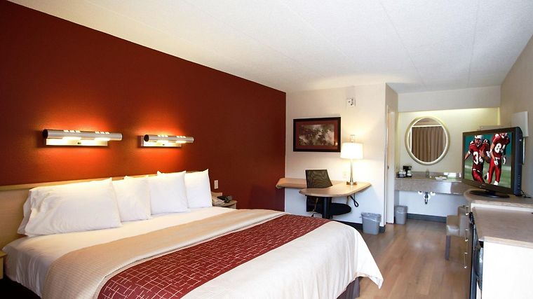 °HOTEL RED ROOF INN TAMPA FAIRGROUNDS TAMPA, FL 3* (United States)   From  US$ 84 | BOOKED