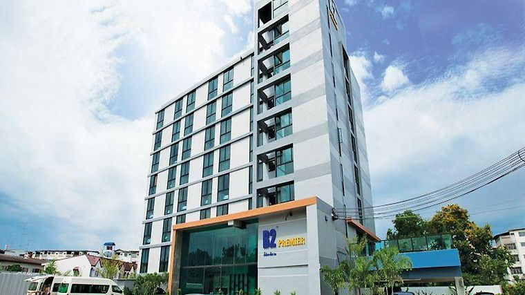 B2 Hotel South Pattaya Exterior