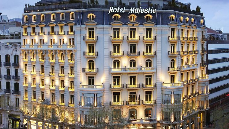 Majestic Hotel & Spa Exterior