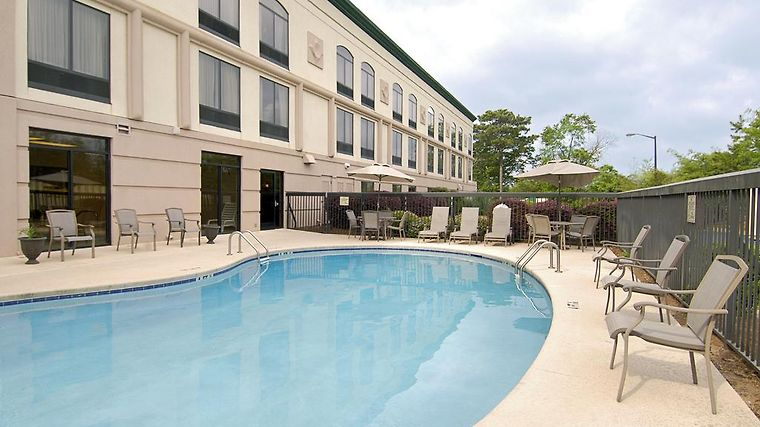 Wingate By Wyndham Albany Facilities Hotel information