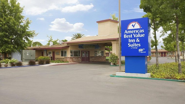 Americas Best Value Inn Oroville Exterior