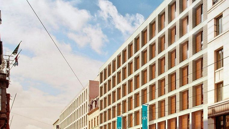 Motel One Brussels Exterior