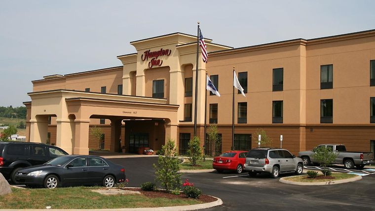 Hampton Inn Dandridge Exterior
