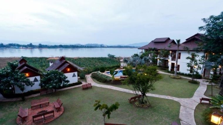 Gin'S Maekhong View Resort And Spa Exterior