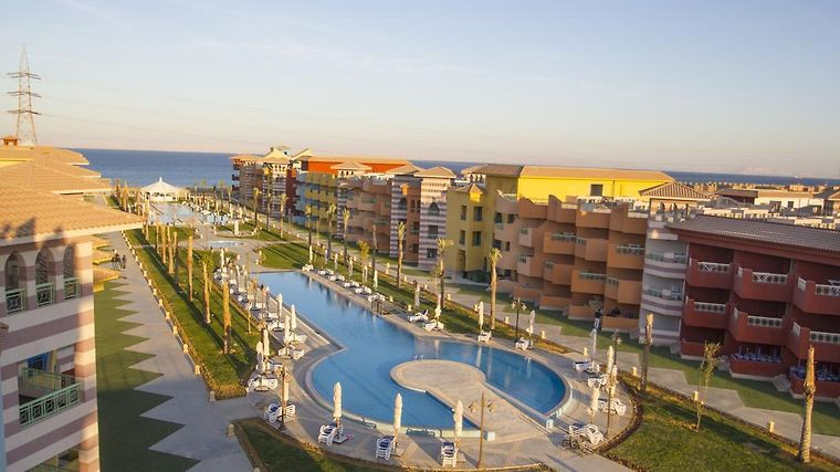 Porto Sokhna Beach Resort photos Exterior Hotel information
