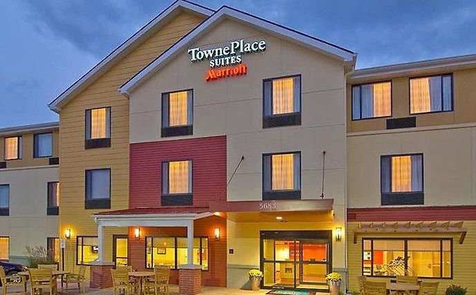 Towneplace Suites Thunder Bay Exterior