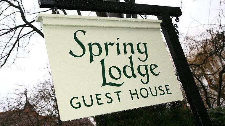 Spring Lodge Exterior Photo album
