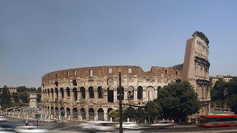 N°9 Colosseo Luxury Suites Exterior